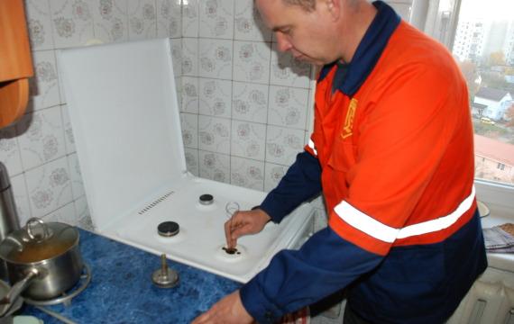 Мастер по ремонту газовой плиты
