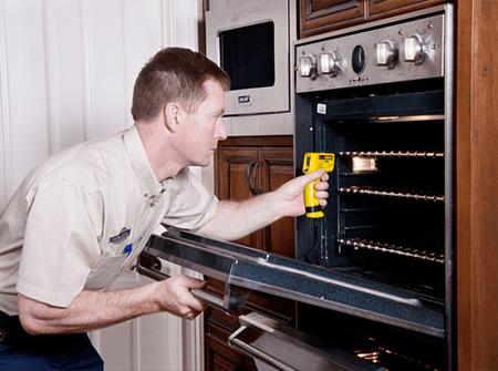 Мастер по ремонту духовки