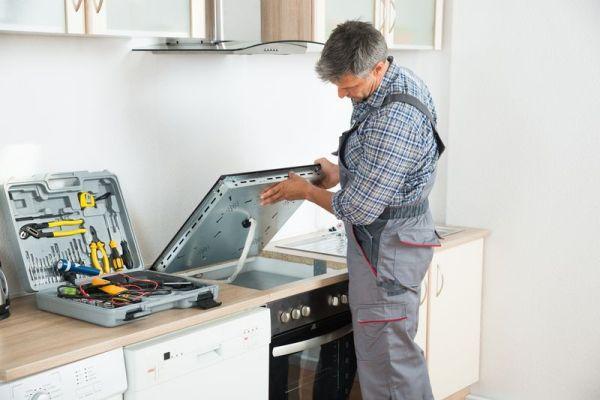 Плита газовая аристон ремонт на дому